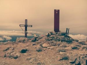 Monte Amaro - la cima
