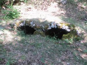 Necropoli del Cantone
