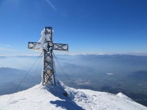 Monte Velino: traversata in solitaria