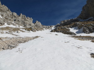 Monte Velino: traversata in solitaria