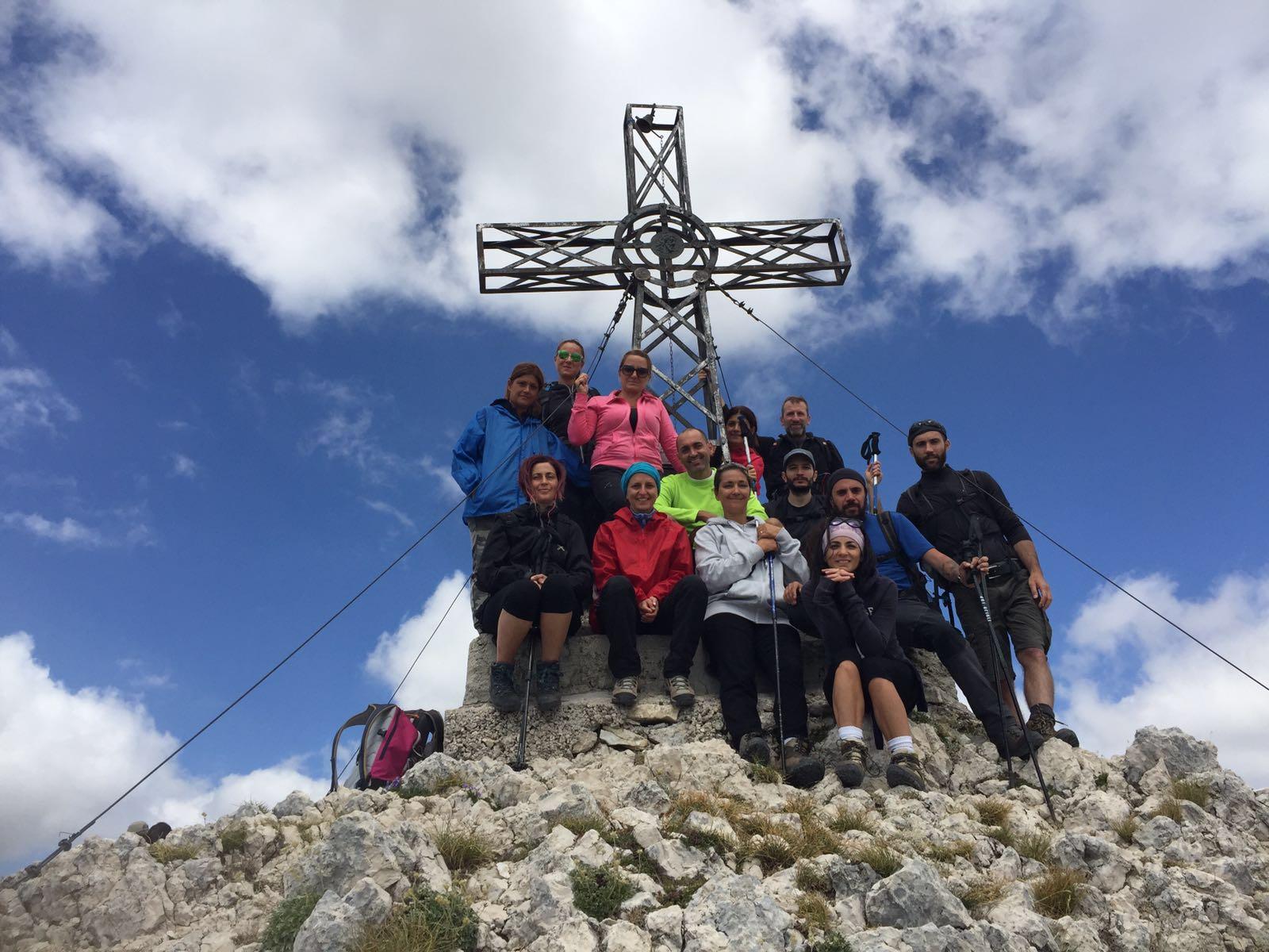 Ascesa al Monte Velino – intenso resoconto di Raffaella Montanile