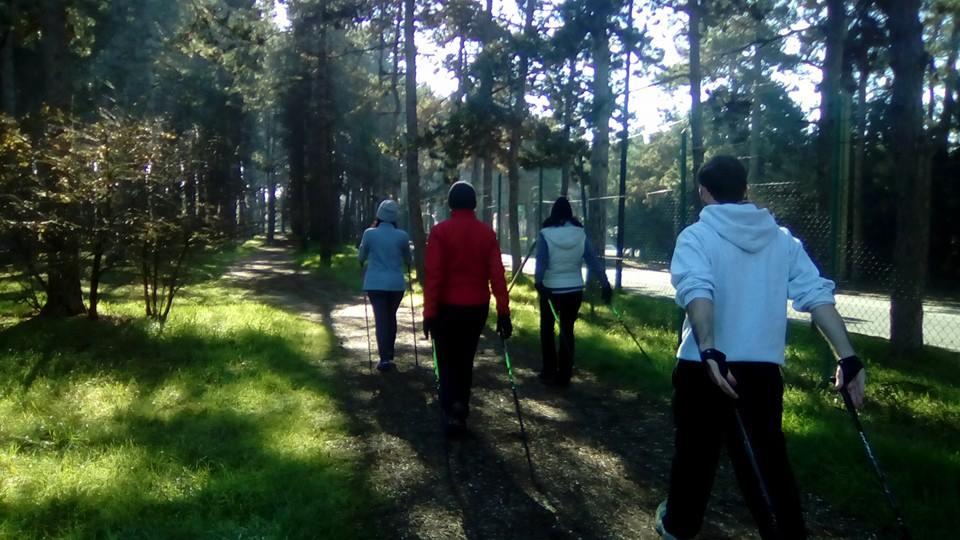 Corso base di Nordic Walking ad Avezzano, 25 e 26 febbraio