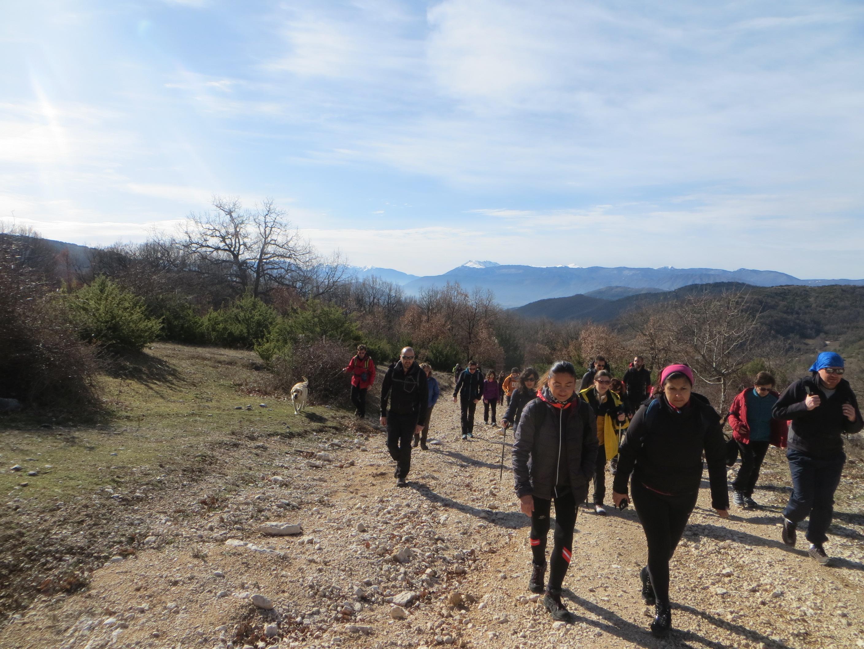 Cammino dei Briganti