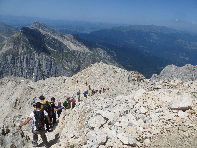 Programma escursionistico di agosto
