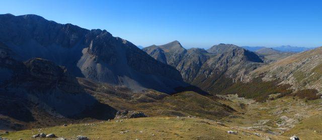 Un viaggio a 360 ° dalla vetta del Monte Il Bicchero – IL VIDEO