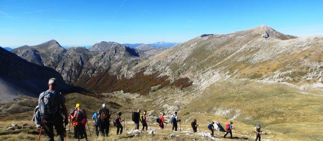 Escursione guidata sul Monte Il Bicchero – Resoconto fotografico