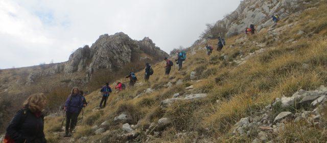 Escursione guidata alla Grotta di San Benedetto – Resoconto fotografico