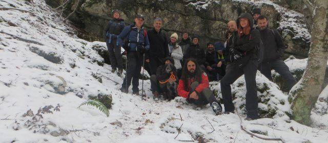 Escursione guidata nel Parco Lucus Angitae – Resoconto fotografico