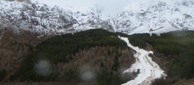 Valanga sul Monte Velino [video e foto]