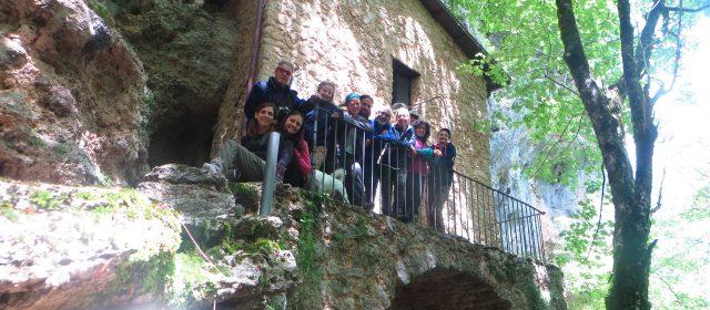 Escursione guidata nella Riserva Zompo Lo Schioppo [FOTO]