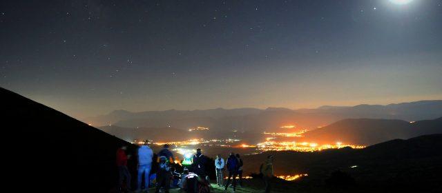 Escursione Astronomica notturna dal Rifugio Casale da Monte