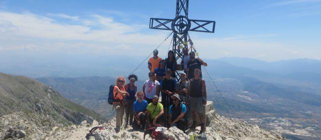 Escursione guidata sulla vetta del Monte Velino [FOTO E RESOCONTO]