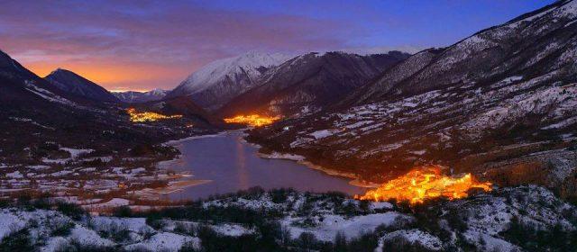 Capodanno nel Parco Nazionale d'Abruzzo, Lazio e Molise