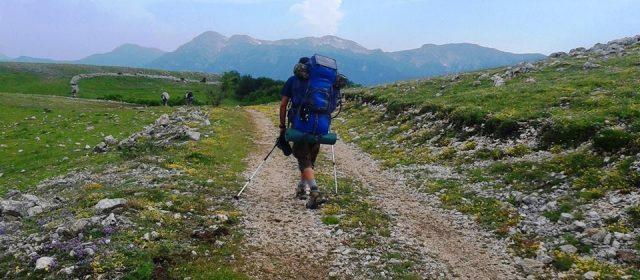 Via dei Marsi – tre giorni di trekking in tenda