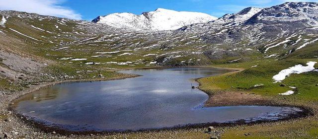 Aquile, grifoni, briganti e laghi di montagna