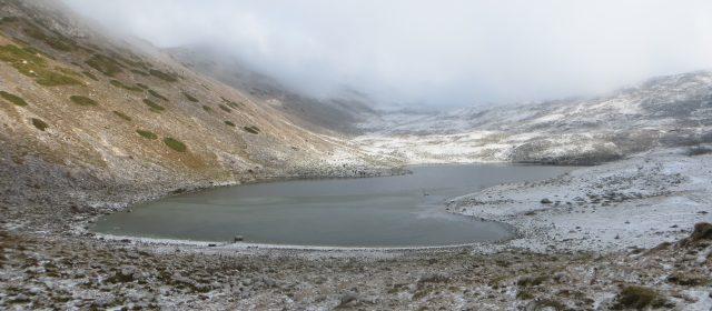 Il lago incantato sul Cammino dei Briganti [FOTO]