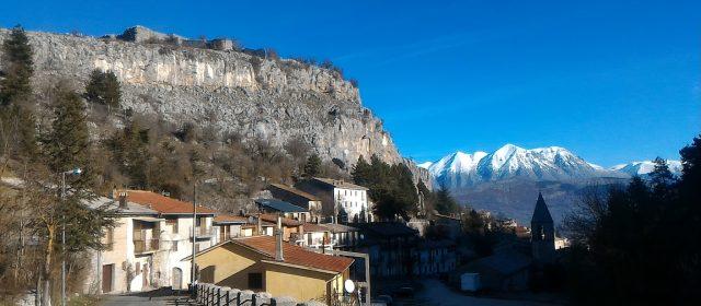 Trekking urbano alla scoperta di Tagliacozzo