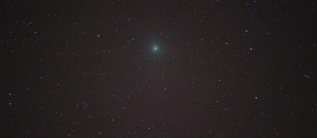 Un viaggio in compagnia della Cometa di Natale