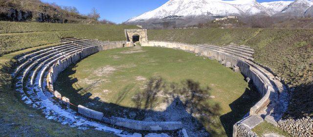 Escursione astronomica ad Alba Fucens e cena nel Borgo Medievale
