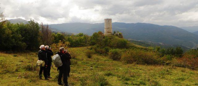 Alla scoperta del paese fantasma di Sperone e del Monte Serrone