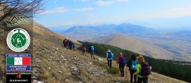 Trekking di Pasqua in Abruzzo: tra briganti, vette, boschi, laghi, storia e arte