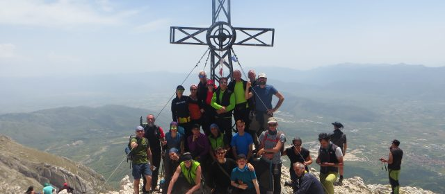 Escursione sulla vetta del Monte Velino, il Signore del Lago [FOTO]