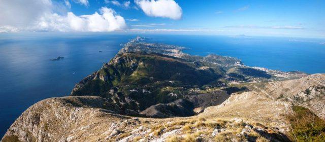 Sul Sentiero degli Dei: trekking tra mare e monti