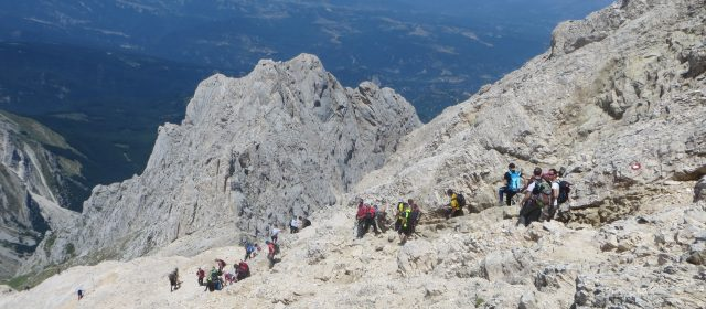 Escursione sul Corno Grande – Gran Sasso d'Italia