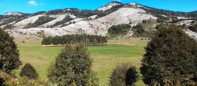 Altopiano di Rascino: dai boschi secolari al lago e le stelle.