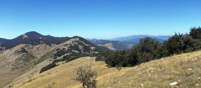 Escursione guidata da Verrecchie al Monte Padiglione