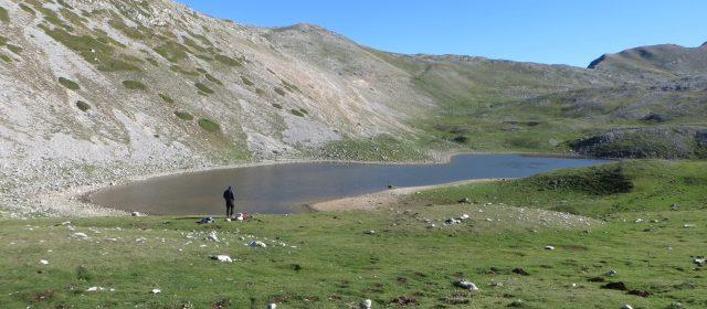 Escursione guidata al Lago della Duchessa, terra incanatat e dai toni magici