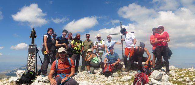 Escursione guidata sulla vetta del Monte Velino, il Signore del Lago [FOTO]