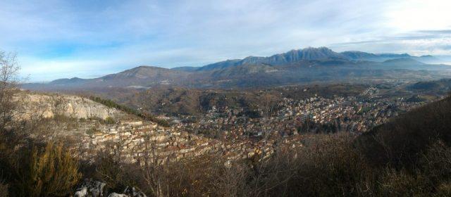 Trekking urbano alla scoperta di Tagliacozzo.