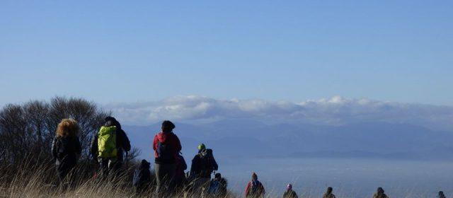 Resoconto fotografico dell'escursione guidata nella Valle del Giovenco