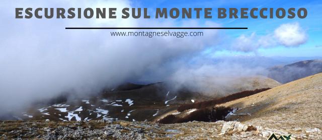 Escursione guidata sul Monte Breccioso