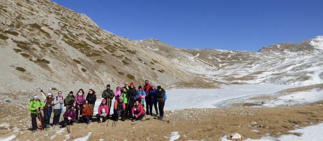 Alla scoperta del Lago della Duchessa ghiacciato [Foto]