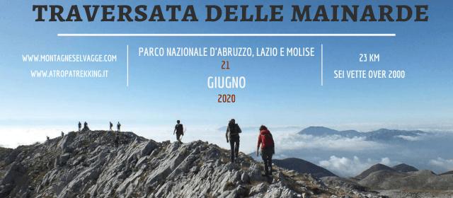 Traversata delle Mainarde – 23 km e sei vette over 2000