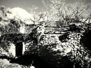 Sperone paese fantasma