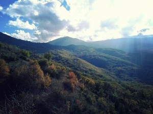 panorama da Sperone