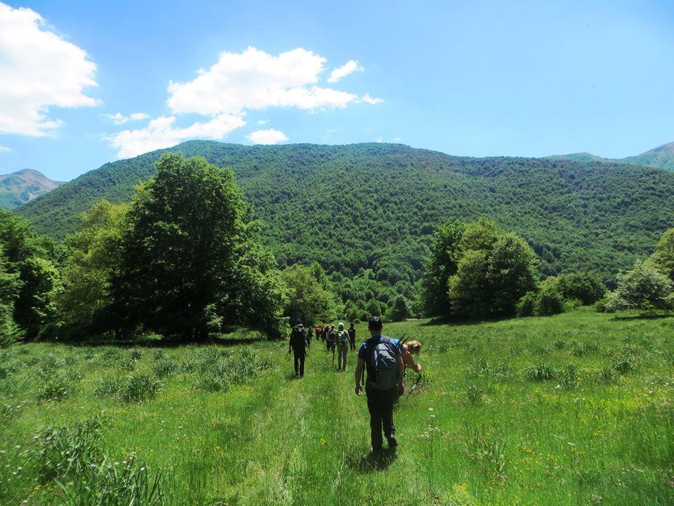 La Montagna E Il Camminare Otto Benefici Per La Salute