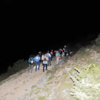 Escursione astronomica alle pendici del Monte Velino